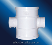 Different Types Of 90mm Upvc Pipe Fittings,Pvc Tee - Buy ...
