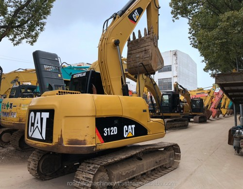 small resolution of good quality used cat excavator 312d for sale cat excavator with low price