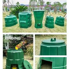 Kitchen Compost Container Shelves Compostable 食品废物堆肥容器室内塑料厨房花园堆肥曝气器桶 Buy 花园