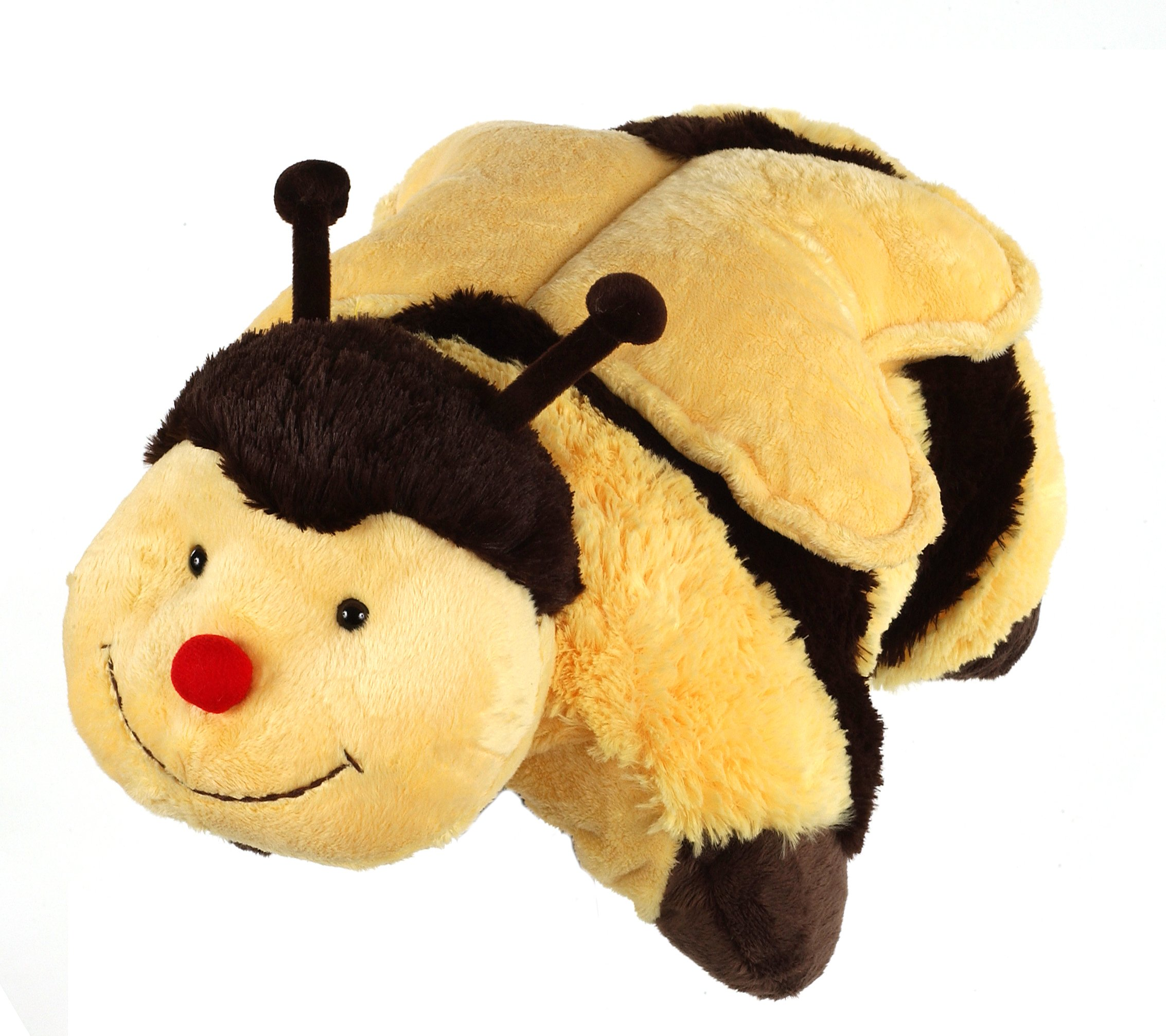 get quotations my pillow pets buzzy bumble bee 18