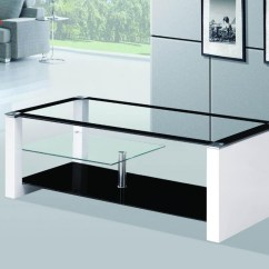 Black Glass Living Room Furniture Images Of Grey And White Rooms Centre Table Mdf Coffee Buy