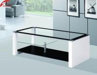 Glass Center Table Living Room