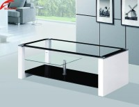 Glass Center Table Living Room