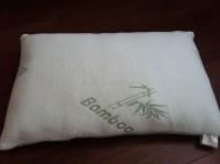 Breathable Bamboo Shredded Memory Foam Pillow - Buy Memory ...