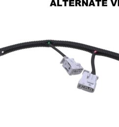 get quotations michigan motorspots ignition coil pigtail connector complete wiring harness assembly fits 2006 2011 hyundai accent [ 1500 x 720 Pixel ]