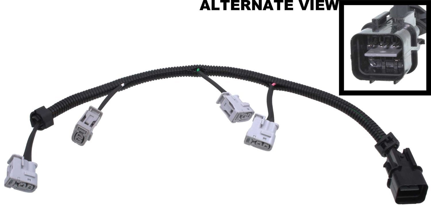 hight resolution of get quotations michigan motorspots ignition coil pigtail connector complete wiring harness assembly fits 2006 2011 hyundai accent