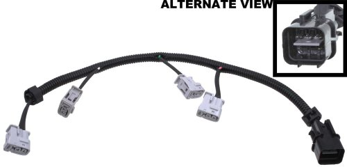 small resolution of get quotations michigan motorspots ignition coil pigtail connector complete wiring harness assembly fits 2006 2011 hyundai accent