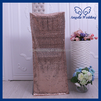 chair covers rose gold wheelchair foldable ch004ha popular discount cheap wedding metalic sequin cover
