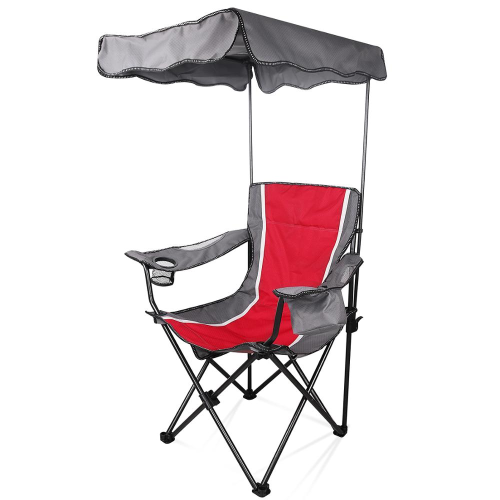 Fold Up Chair With Canopy Personalized Outdoor Folding Camping Beach Chair With Sun Canopy Buy Lightweight Folding Camping Chair Folding Beach Chair With Umbrella Beach Chair