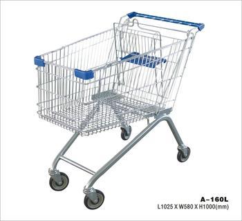 Supermarché De L'europe Où Puis-je Acheter Un Chariot Sur