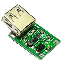 get quotations partstower 10pcs dc dc usb 0 9v 5v to 5v dc mobile power boost [ 1500 x 1500 Pixel ]
