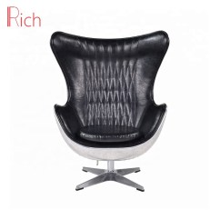 Swivel Pod Chair Revolving Repair In Coimbatore Indoor Hotel Industrial Design Aviator Fiberglass Lift Oval Armchair Vintage Leather Office Egg Shaped