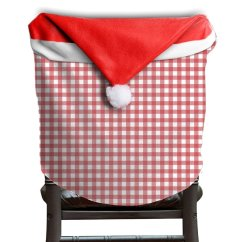 Chair Arm Covers Pattern 30 Second Stand Results Cheap Find Deals Get Quotations Plaid Christmas Great Easy To Carry For Family