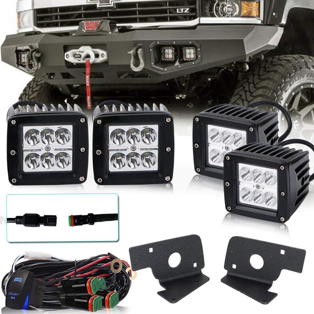 medium resolution of 2010 chevy silverado fog light wiring harness about