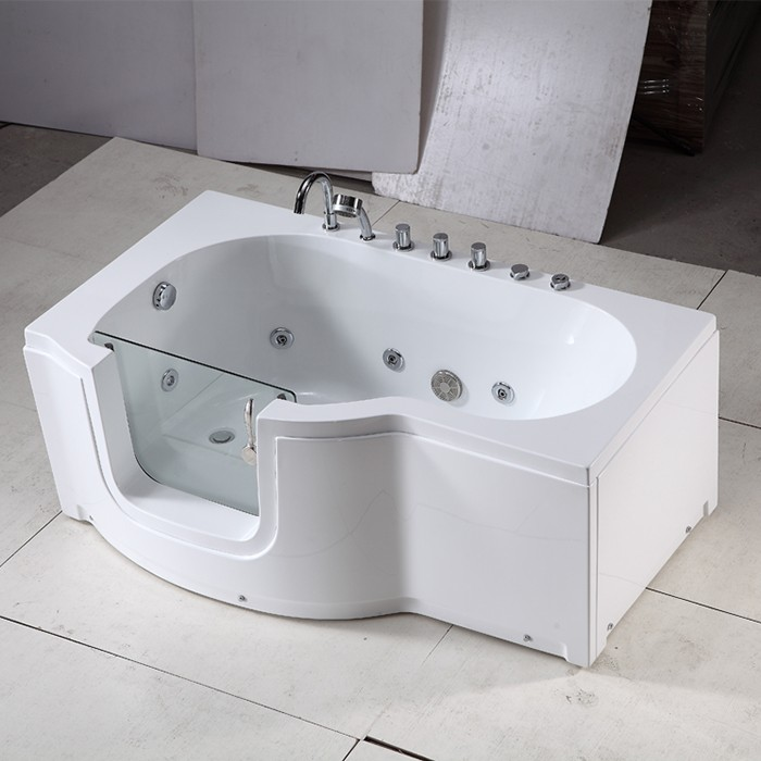Hsb004b Walk In Bathtub For Old People And Disabled