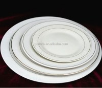 Luxury Design Round Catering Porcelain Dinner Plates,Royal ...