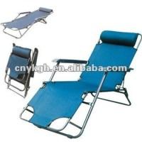 Folding Sleeping Sun Chairs With Pillow Vla-6001 - Buy ...