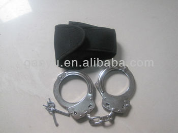 professional handcuffs steel police