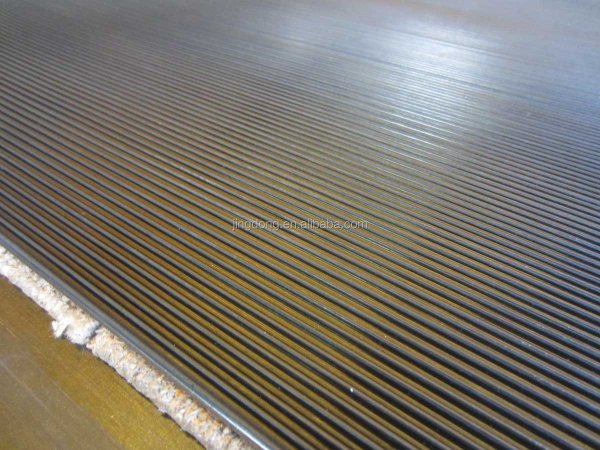 Ribbed Rubber Flooring - Ideas And Inspiration