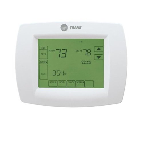 small resolution of get quotations trane single stage thermostat 7 day programmable touchscreen thermostat tcont800as11aaa th8110u1045