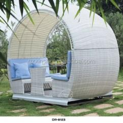 Outdoor Wicker Swing Chair Velvet Bedroom Ebay Furniture Garden Rattan Patio