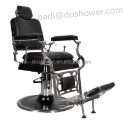 Chair Covers Vintage White Wood With Padded Seat New Design Barber Best Quality Buy