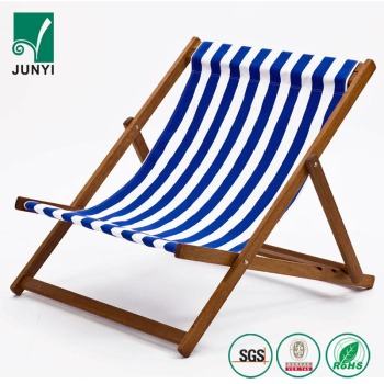 folding fabric chairs godrej revolving chair catalogue cheap double seat fashion teak wood color canvas custom deck