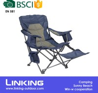 Garden Portable Reclining Chair/folding Recliner Chair ...