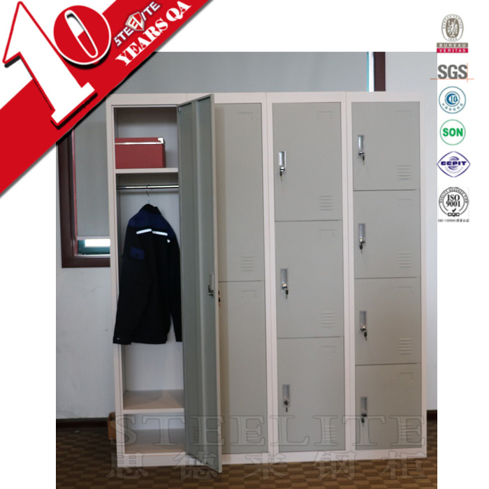White Bedroom Cheap Wardrobe Closet For Sale one Door