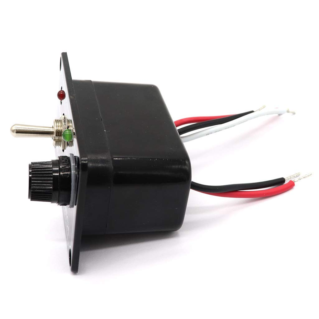 hight resolution of get quotations magideal marine bilge pump led fused circuit breaker switch panel manual off auto