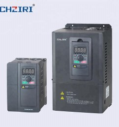 vector control plc controller vfd ac motor variable speed frequency drive [ 1000 x 1000 Pixel ]