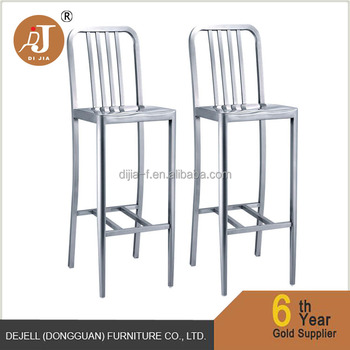 high chair that attaches to counter recliner office singapore wholesale popular bistro bar stainless steel