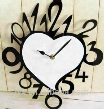 creative design acrylic wall