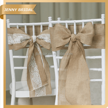 burlap chair covers for sale how to diy bean bag c388b cheap lace wedding cover sashes buy