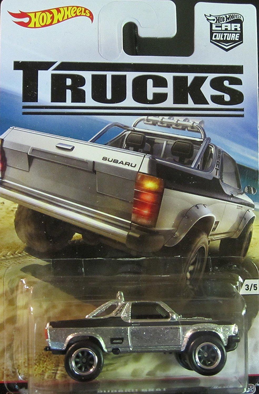 medium resolution of get quotations 2016 hot wheels car culture trucks limited edition real riders metal metal subaru brat 3