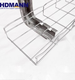 wiring accessories customized electrical net support metal wire mesh cable tray [ 1000 x 1000 Pixel ]