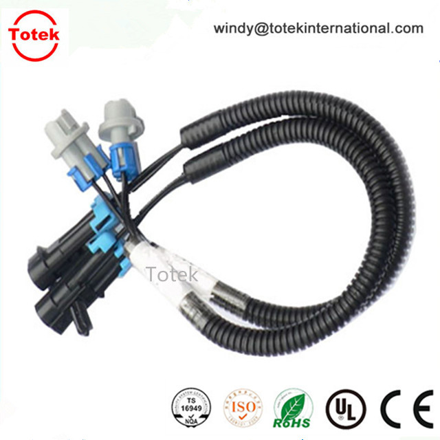 Custom Toyota Wire Harness Automotive Wire And Cable