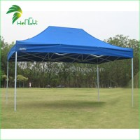 10x10 Commercial Canopy Tent With Sides / 4 Person Double