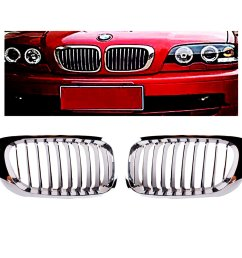 get quotations heart horse front kidney grille grill for 1999 2001 bmw 3 series e46 m3 323i [ 1400 x 1200 Pixel ]