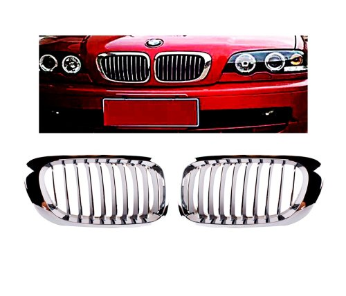 small resolution of get quotations heart horse front kidney grille grill for 1999 2001 bmw 3 series e46 m3 323i