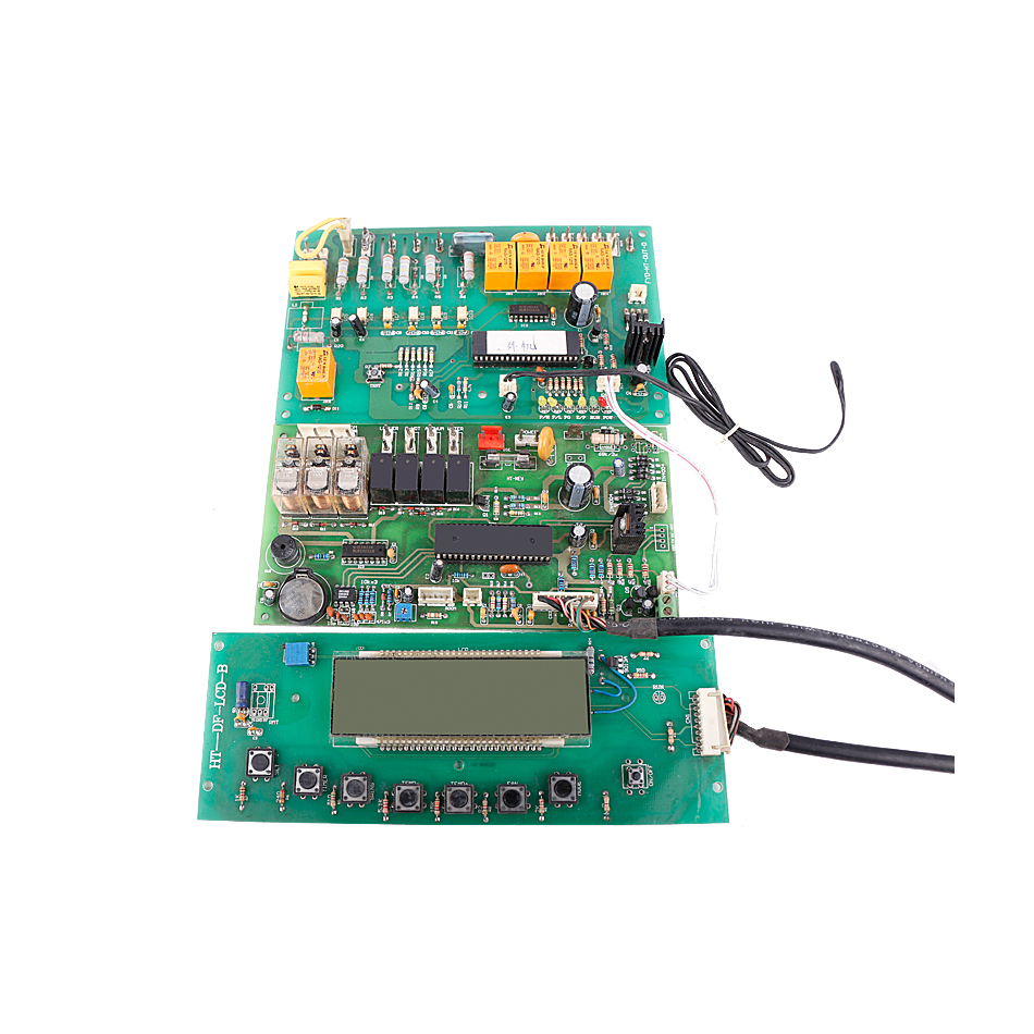 medium resolution of air cooled central air conditioner air conditioning controller electric circuit diagram