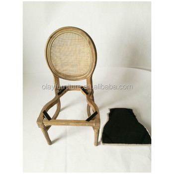 ghost chair rental wooden garden chairs uk event stackable louis cane back with interchangeable seat