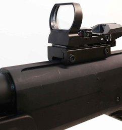 get quotations trinity reflex sight for crosman nitro venom break barrel air rifle 22  [ 1500 x 1165 Pixel ]