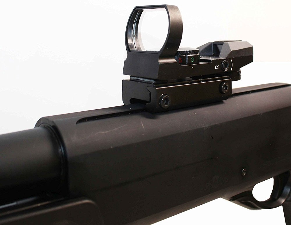 medium resolution of get quotations trinity reflex sight for crosman nitro venom break barrel air rifle 22