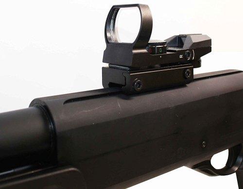 small resolution of get quotations trinity reflex sight for crosman nitro venom break barrel air rifle 22