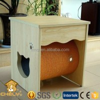 Cheap Wooden Cat Furniture,Luxuious Wooden Two Drawers ...