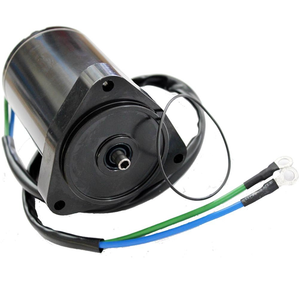 hight resolution of caltric tilt trim motor fits suzuki outboard v4 v6 2 wire new 90 03