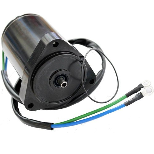 small resolution of caltric tilt trim motor fits suzuki outboard v4 v6 2 wire new 90 03