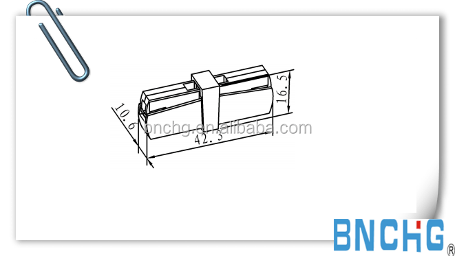 Hot Wago 224- 112 Plastic Plug-type Wiring Connectors 0.5