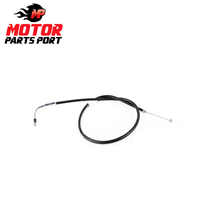 Source Motorcycle Spare Parts Throttle Cable For Yamaha
